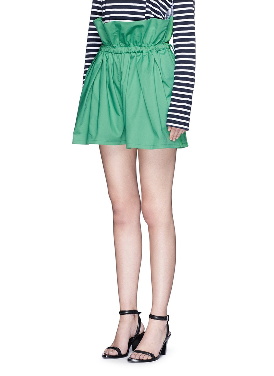 drawstring waist dress - Green Ports 1961 Great Deals Online Cheap Sale Professional En3rF