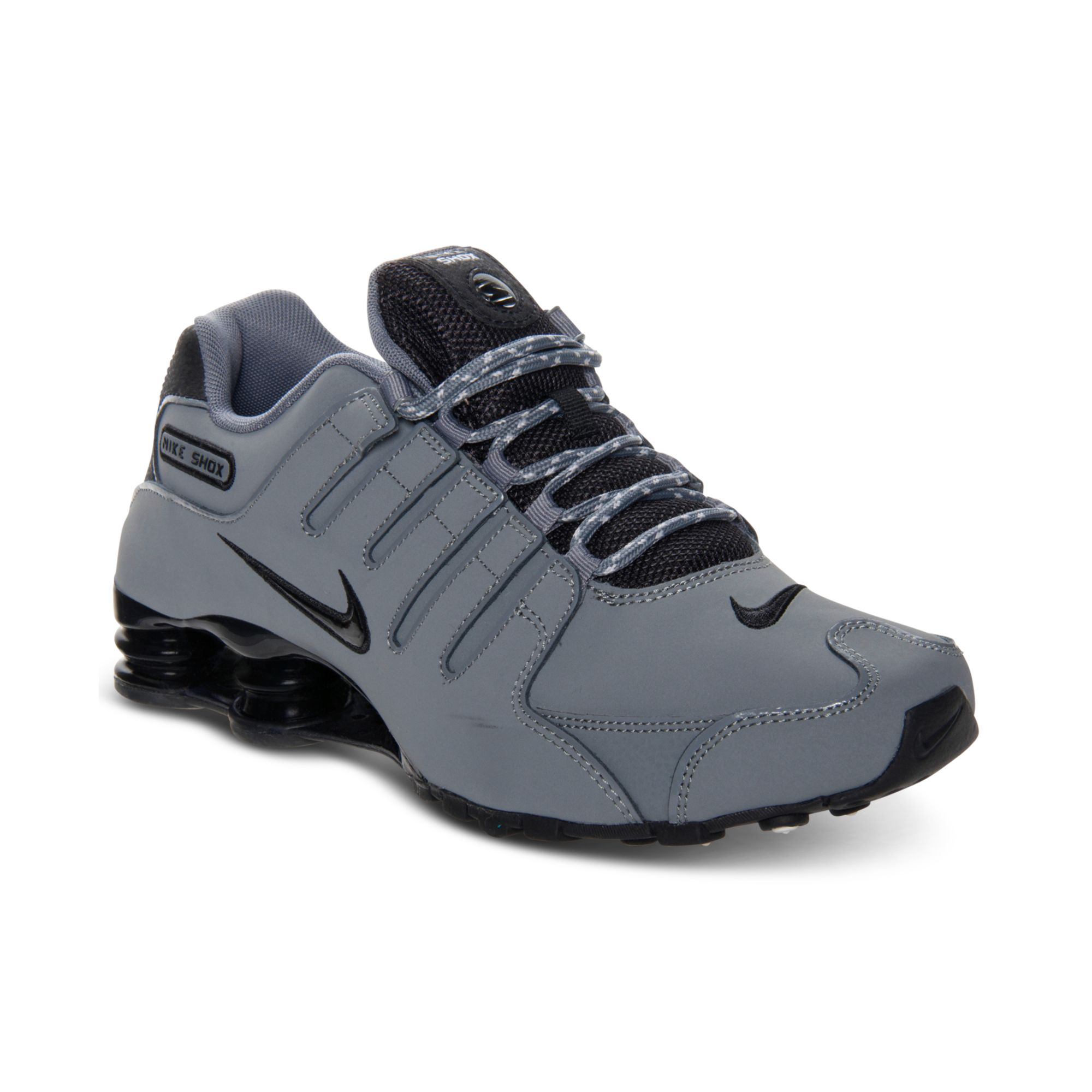 Nike Mens Grey Running Shoes Free