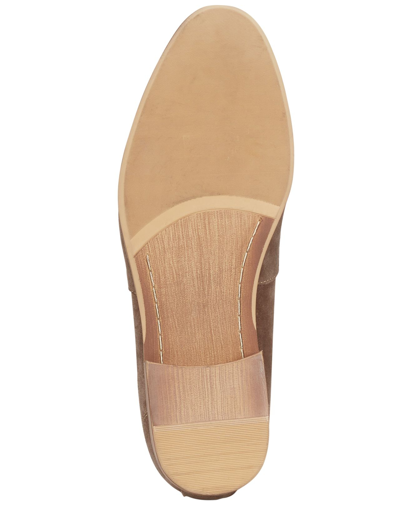 98a6ff57ef4 Lyst - Kenneth Cole Reaction Getting Tipsy Penny Loafers in Natural ...