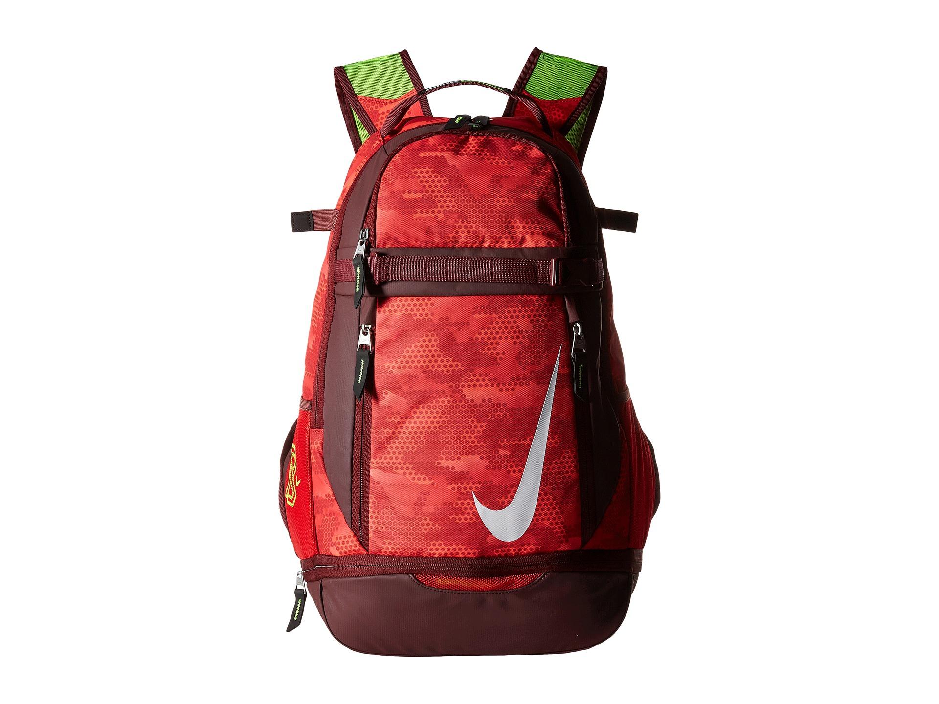 Maroon Nike Bags Fenix Toulouse Handball
