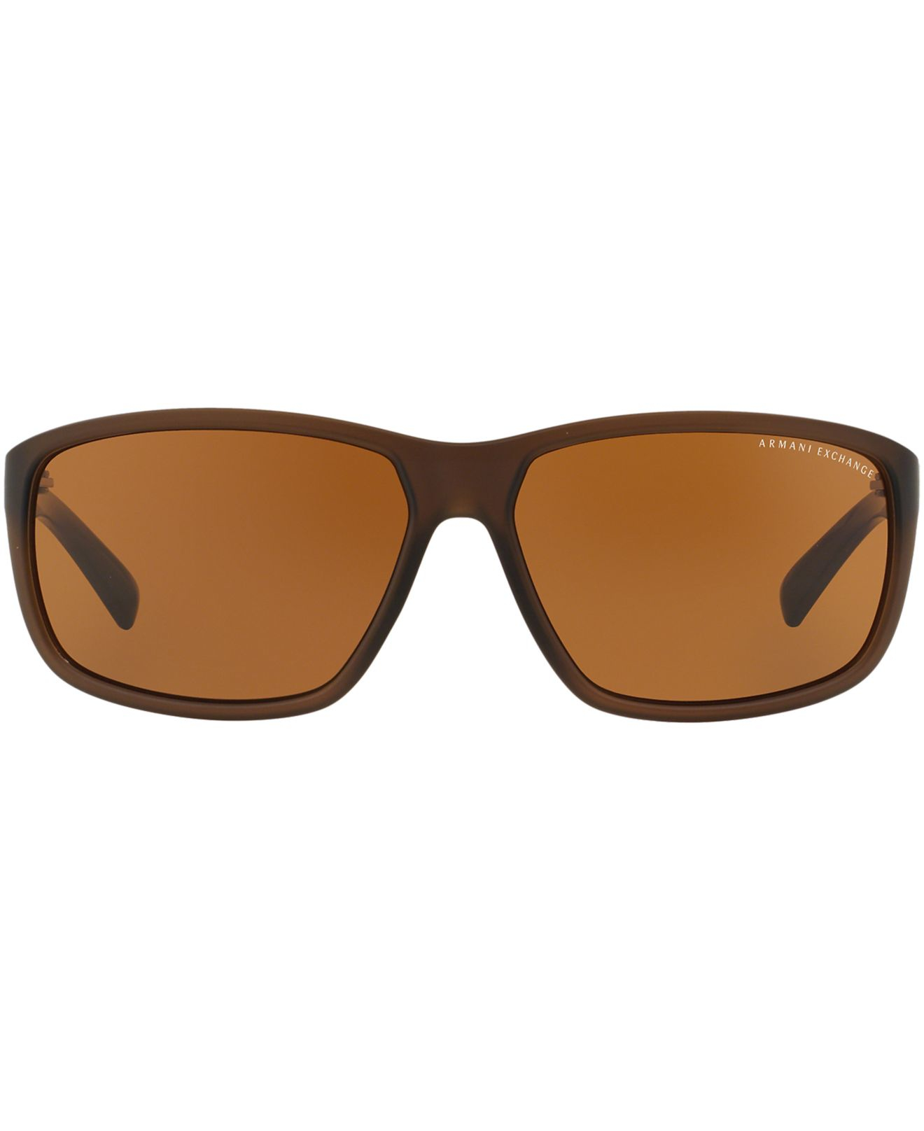 Armani Exchange Sunglasses For  armani exchange ax sunglasses ax ax4033 62 in brown for men lyst