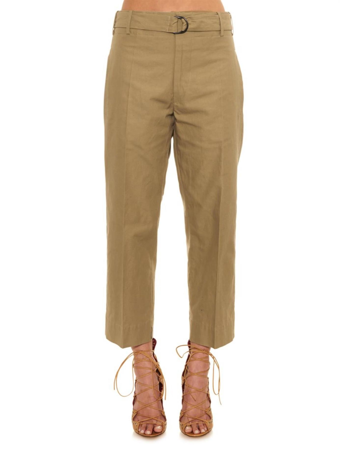 London Jean Linen Pants