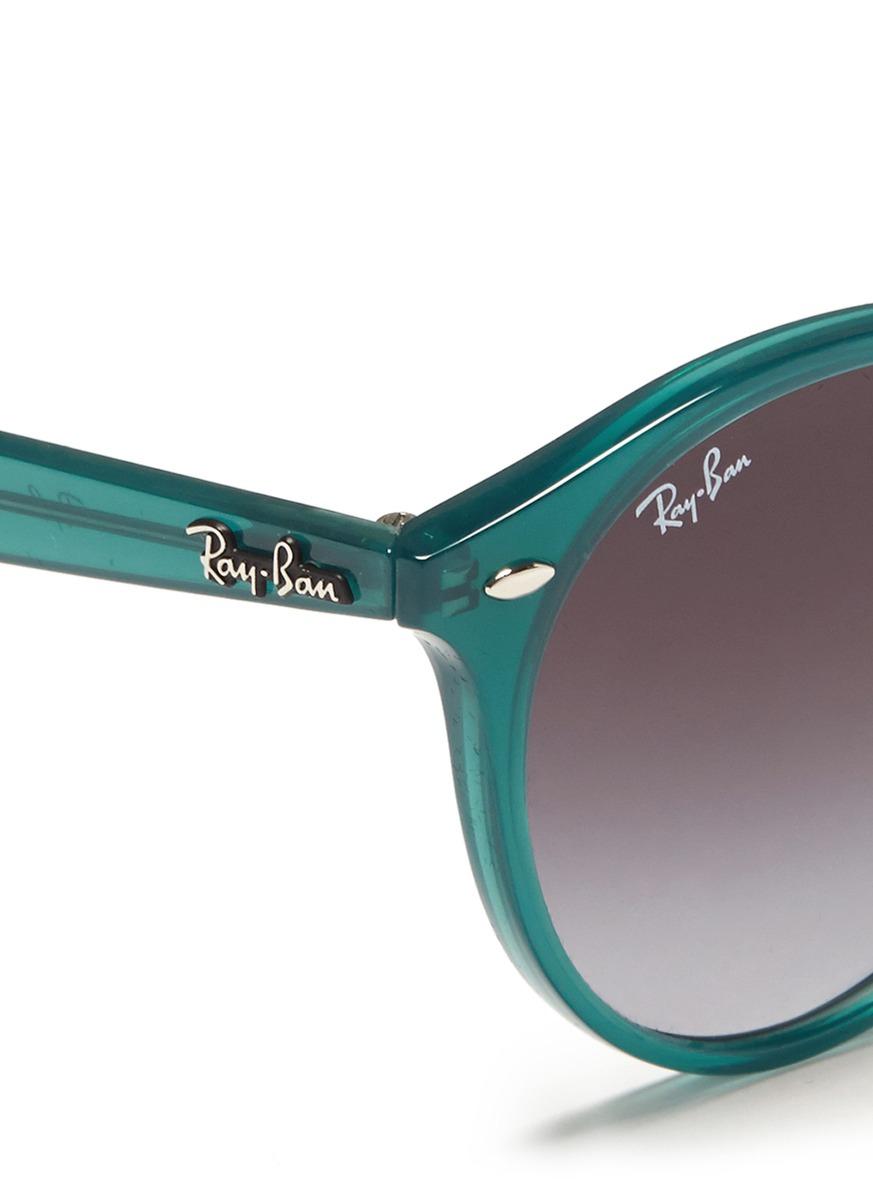 a2db67132f Ray Ban Round Frame Acetate Sunglasses « Heritage Malta