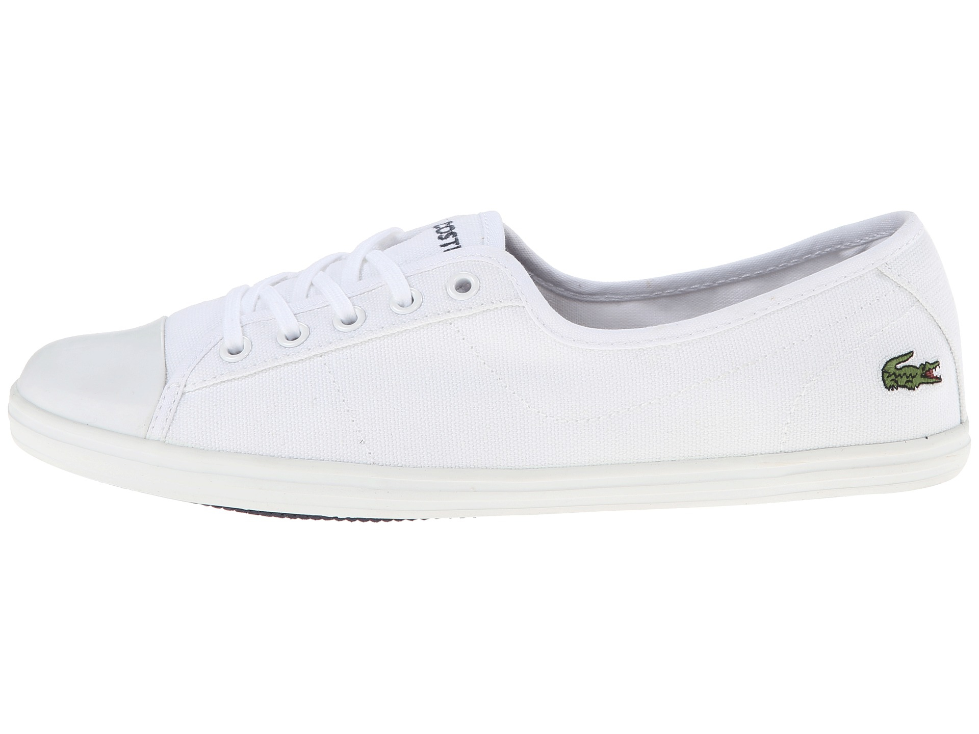 Lacoste Ziane Lcr Lacoste- White/White sneakers