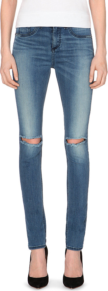 slash knee jeans - Blue Rag & Bone QqJP4KXUlY