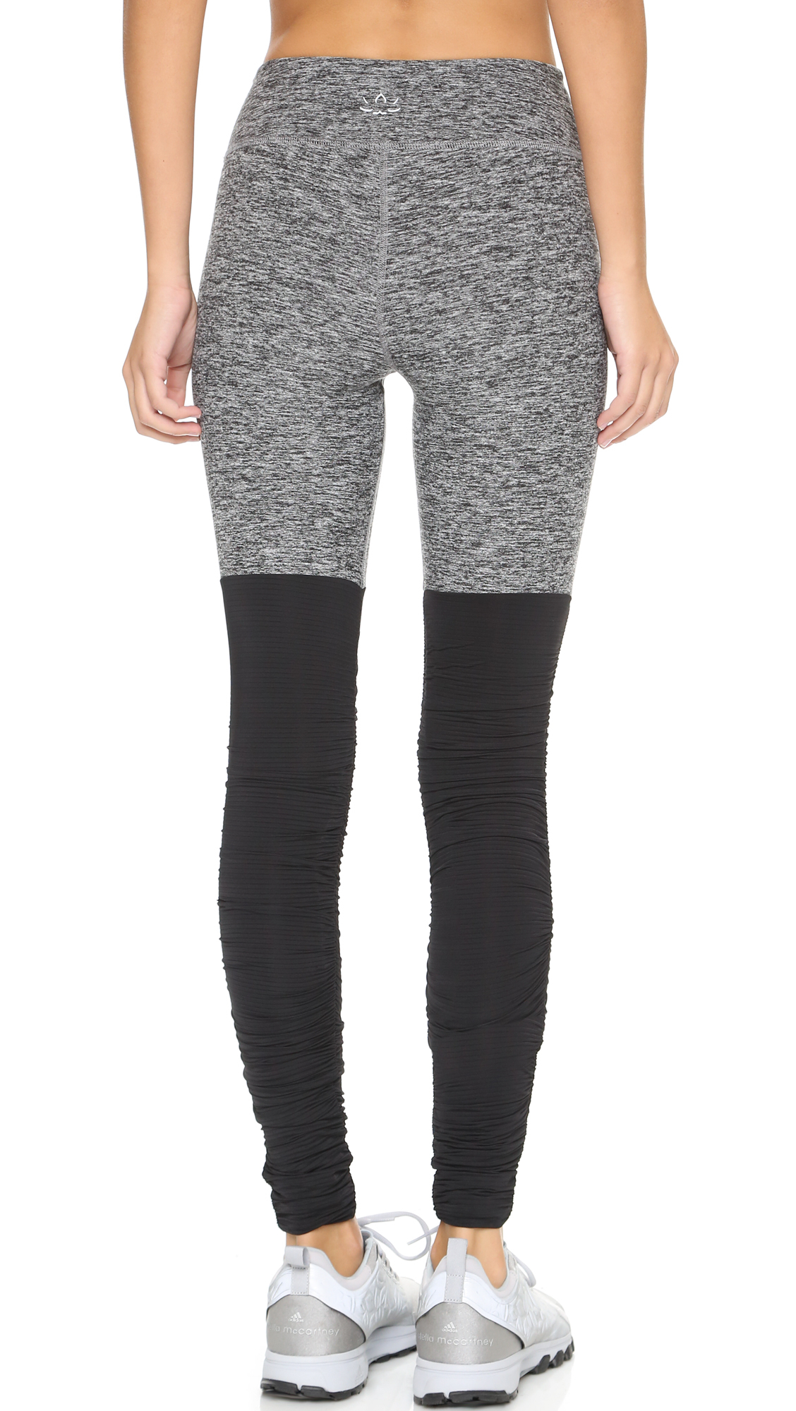 Lyst - Beyond Yoga Space Dye Leg Warmer Leggings