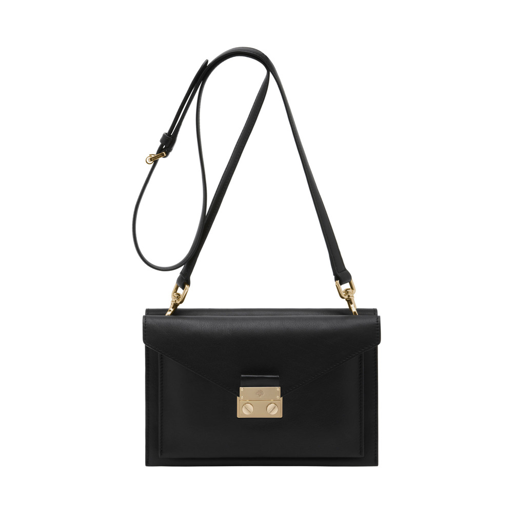 Lyst Mulberry Kensal Small Shoulder Bag In Black