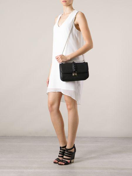 Valentino Shoulder Bag Black 65