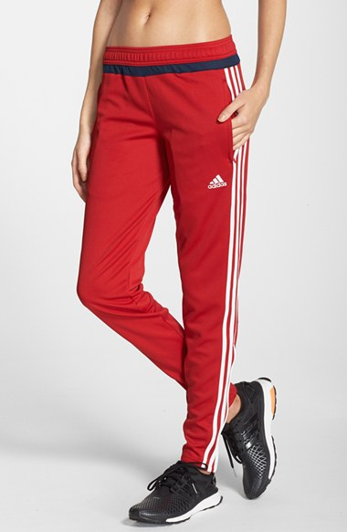 73cce3488e2 adidas 'tiro 15' Training Pants in Red - Lyst