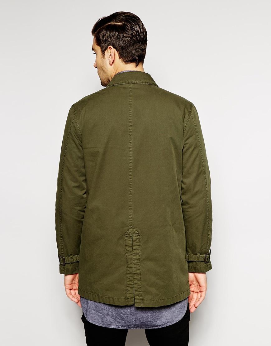 エイソス レディース コート アウター ASOS Chartreuse Belted Coat Green