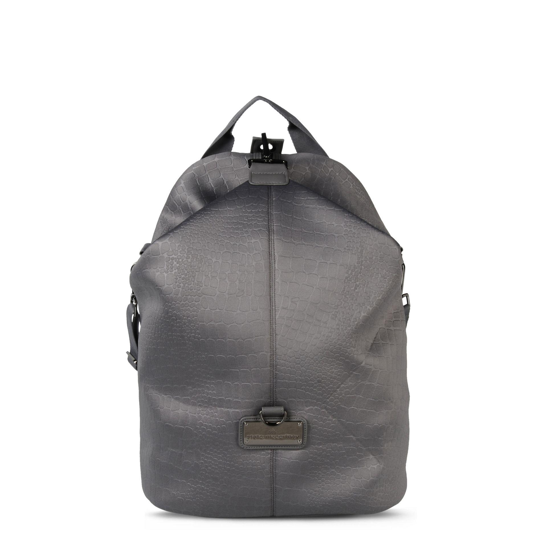 ad23794e19 Lyst - adidas By Stella McCartney Grey Studio Bag in Gray
