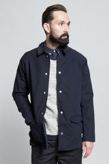 Norse Projects Bertram Broken Twill Jacket