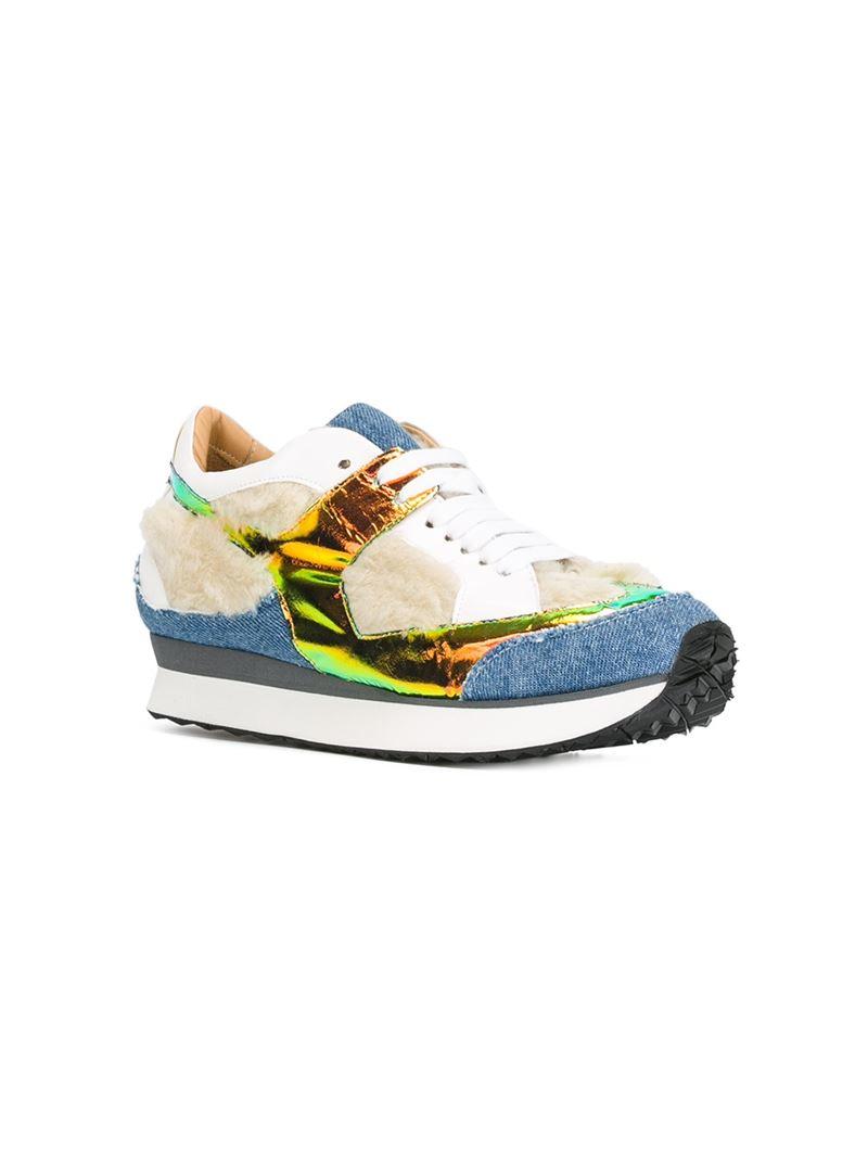 lace up sneakers - Multicolour Maison Martin Margiela jhnd3
