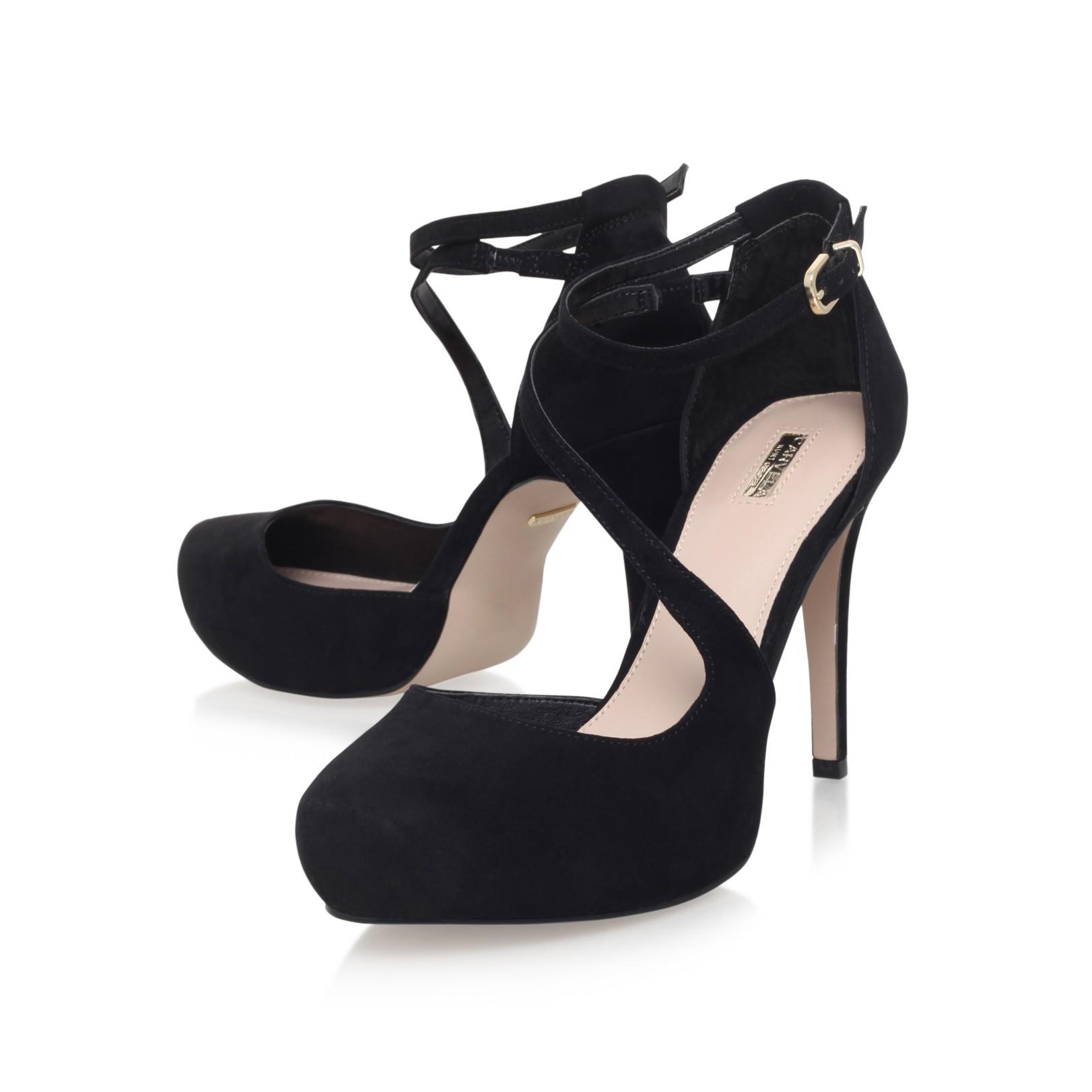 Carvela Antler High Heel Court Shoes