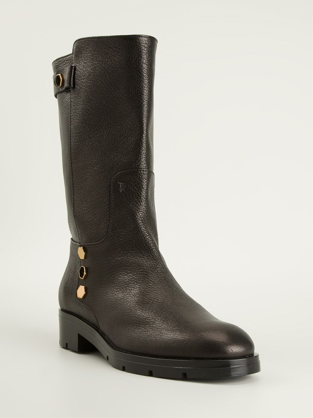 sale Manchester Tod's Suede Mid-Calf Boots for sale 2014 best seller outlet shop classic online wUkcg