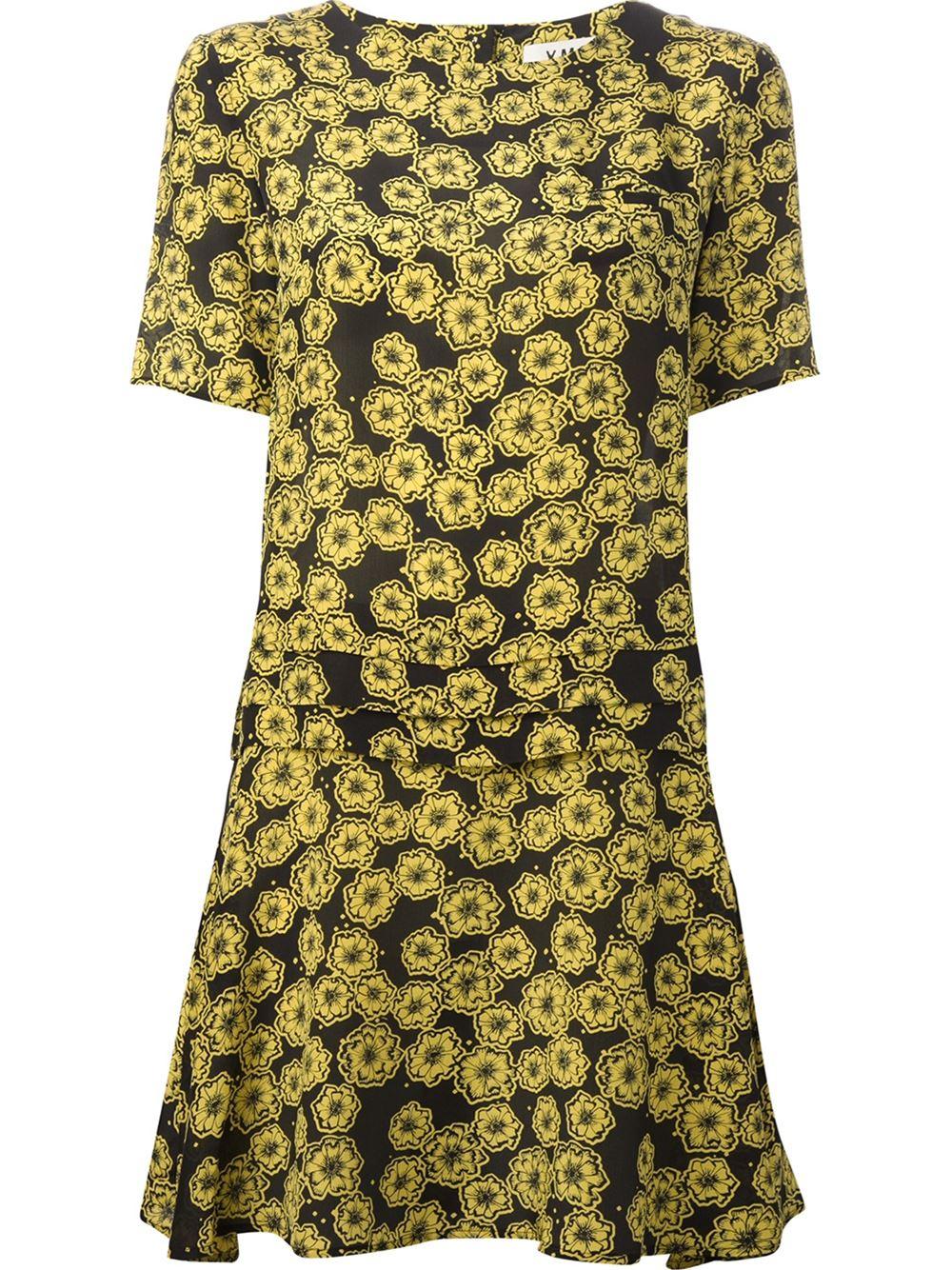 floral printed dresses - photo #7