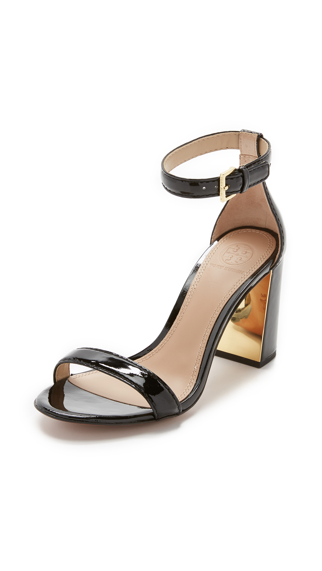 Tory Burch Cecile Sandals In Black Lyst