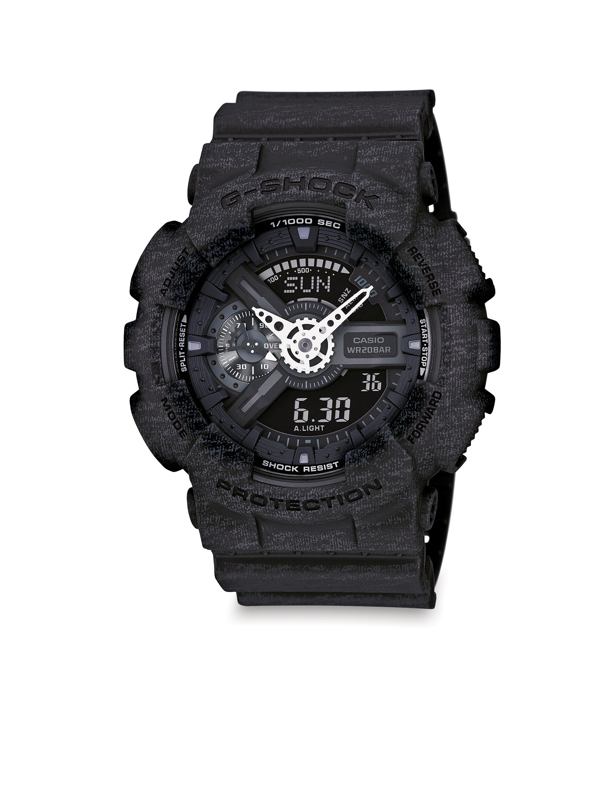 Black Digital Watches
