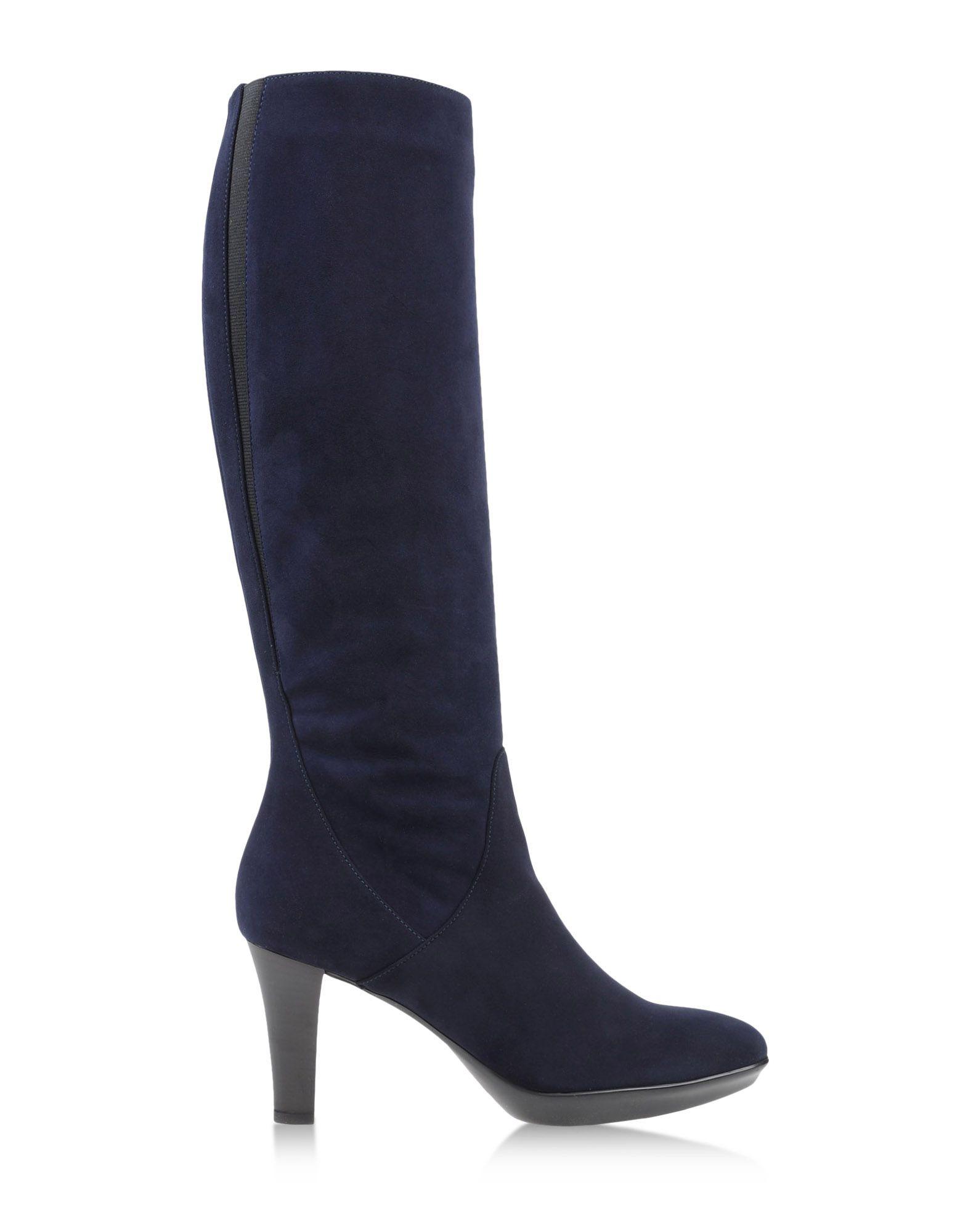 aquatalia boots in blue blue lyst