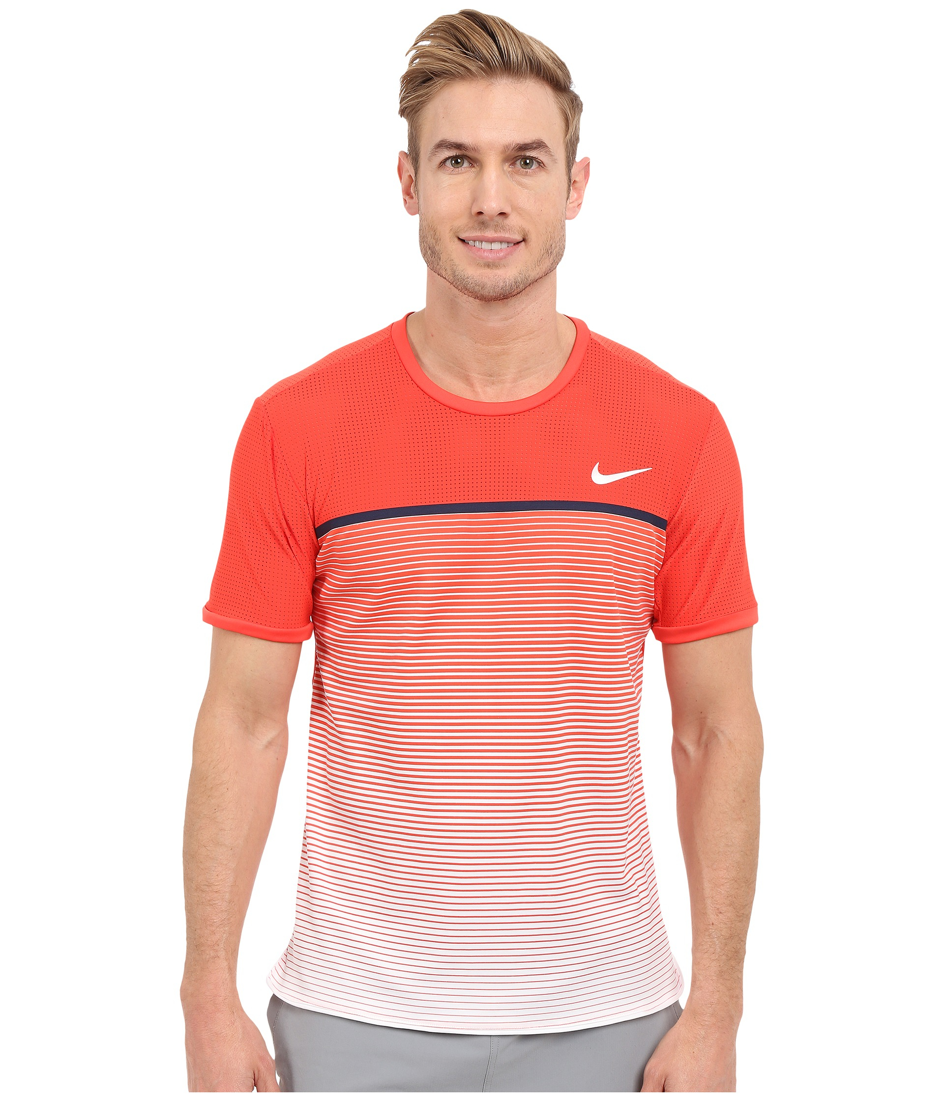 24b603d2 Nike Challenger V Neck T Shirt Mens | Top Mode Depot