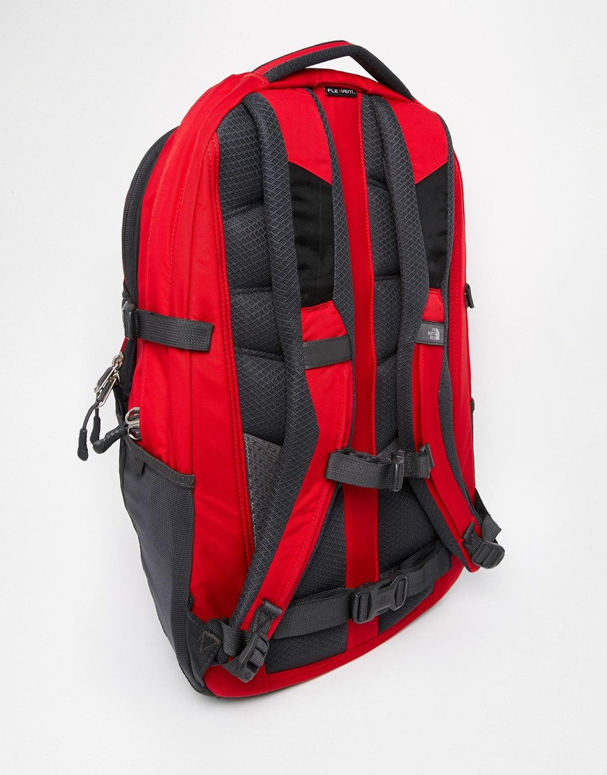 The North Face Borealis Backpack In Red For Men Lyst