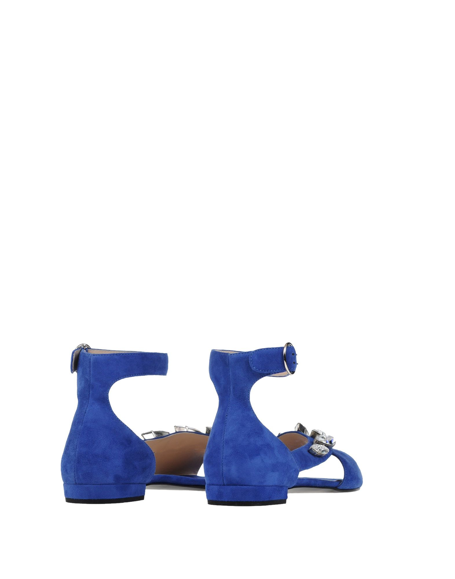 prada handbags sale - Prada Sandals in Blue | Lyst