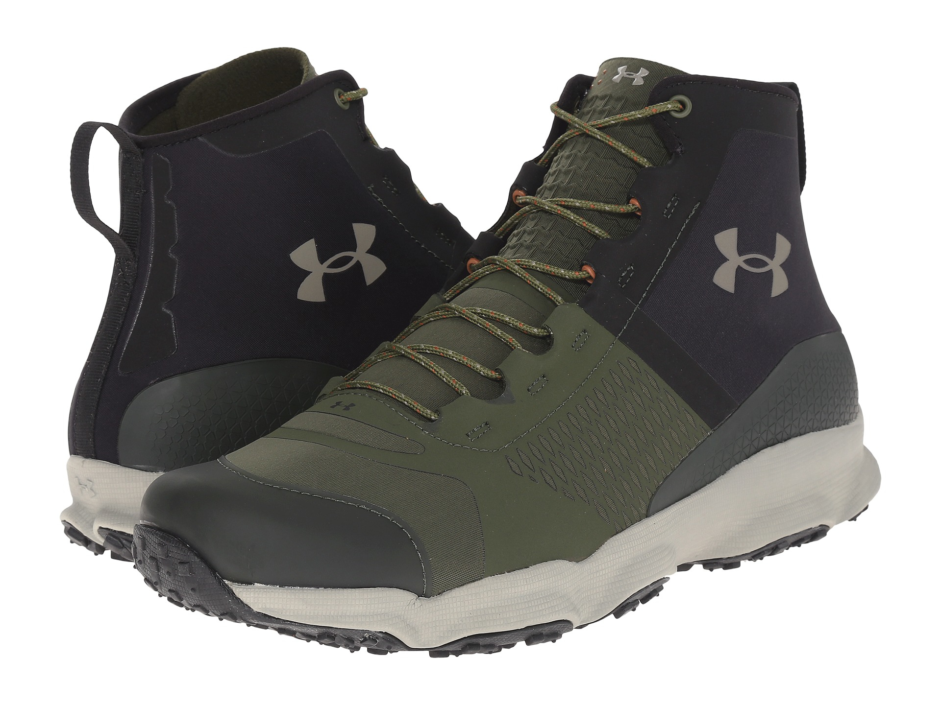 Lyst - Under armour Ua Speedfit Hike in Green for Men