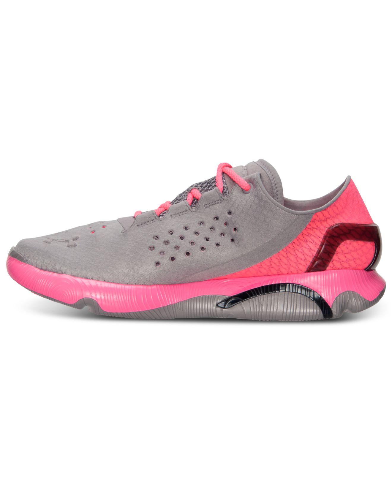 Lyst - Under Armour Women S Speedform Apollo Running Sneakers From ... f076b9c84