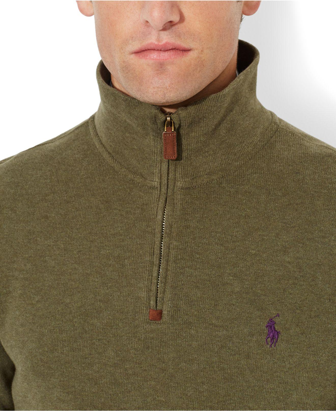 Zip Back Sweater