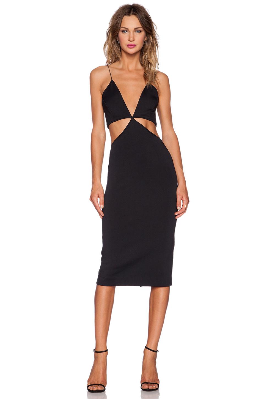 2dfc969607b4 Maurie & Eve Equinox Dress in Black - Lyst