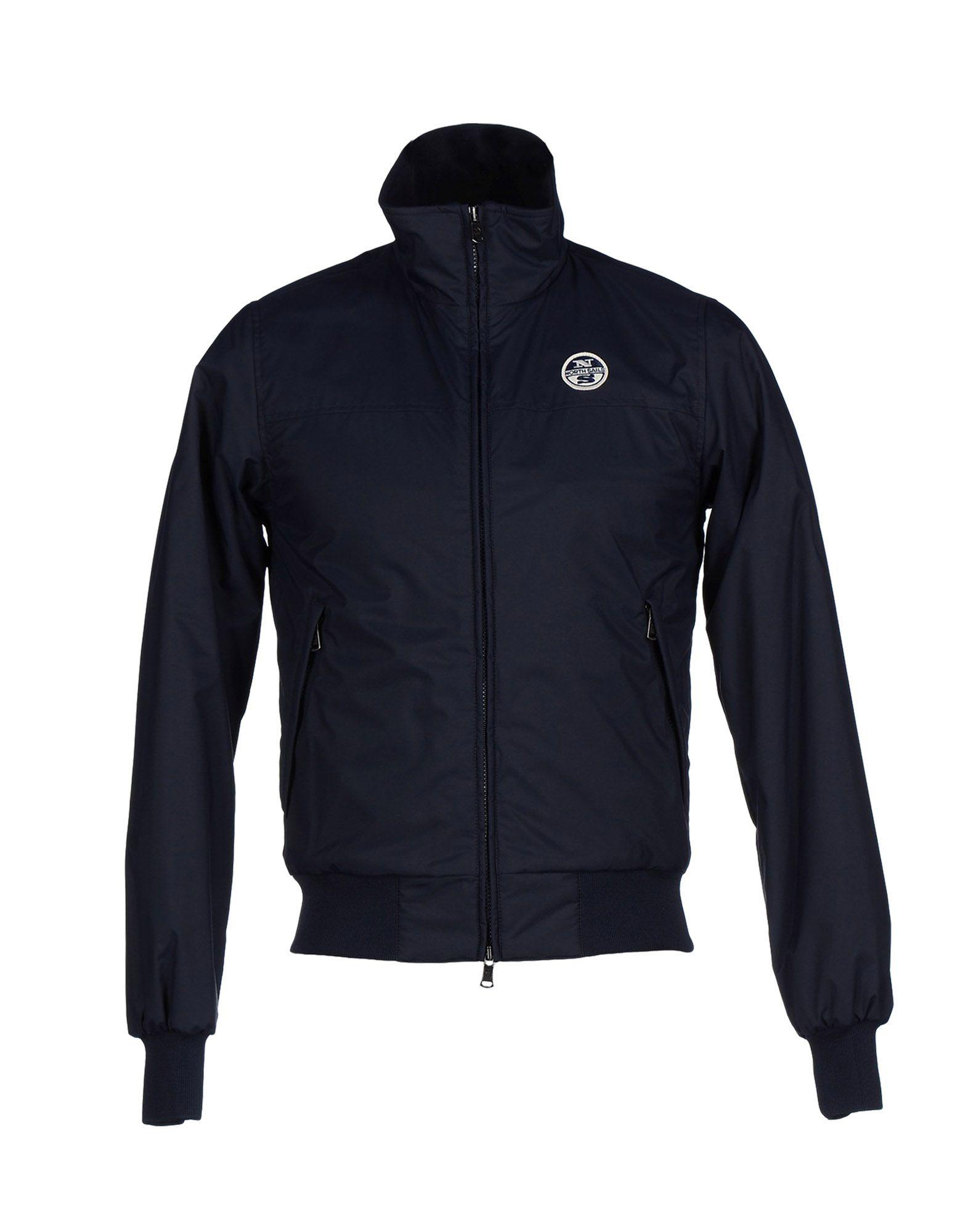 North sails Jacket in Blue for Men