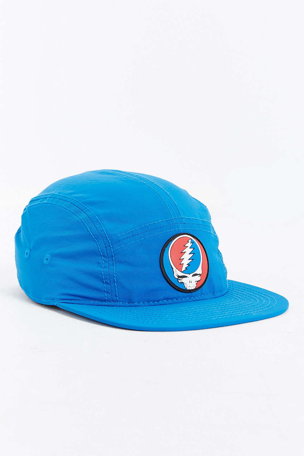 Lyst - Urban Outfitters Grateful Dead 5-panel Baseball Hat in Blue ... da8f47b84b1b