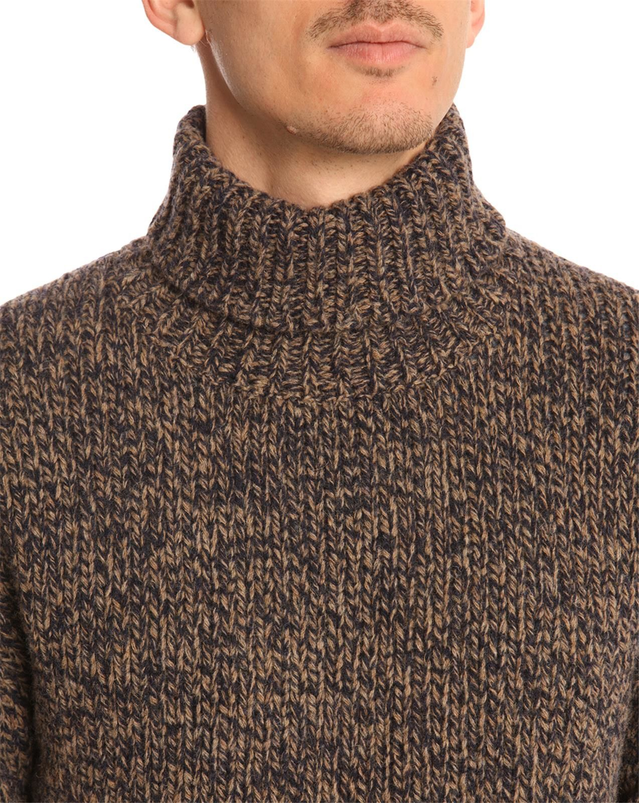 Brown Marl Sweater