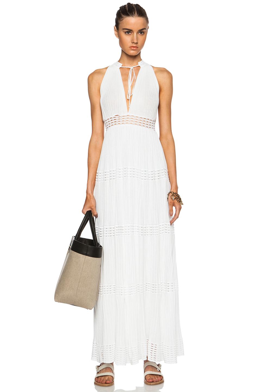 Cotton Halter Dresses