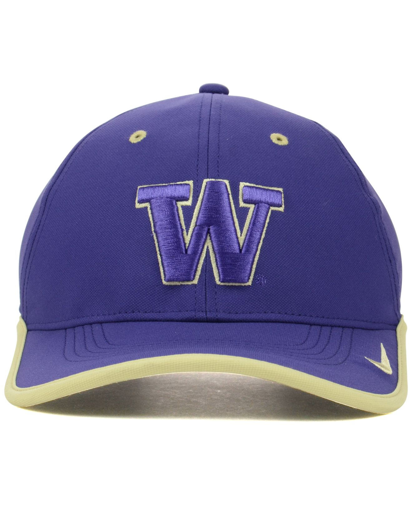 59243a28d2770 Lyst - Nike Washington Huskies Coaches Dri-fit Cap in Purple for Men