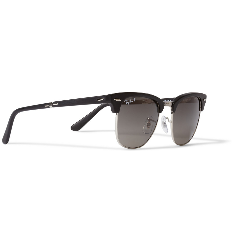ray ban clubmaster folding review