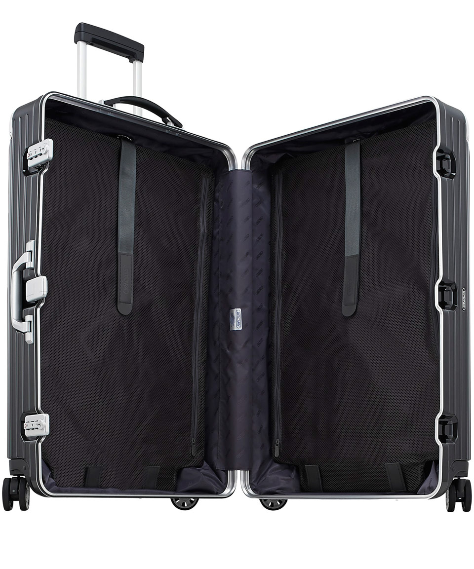 Rimowa Extra Large Black Limbo Suitcase in Black for Men | Lyst
