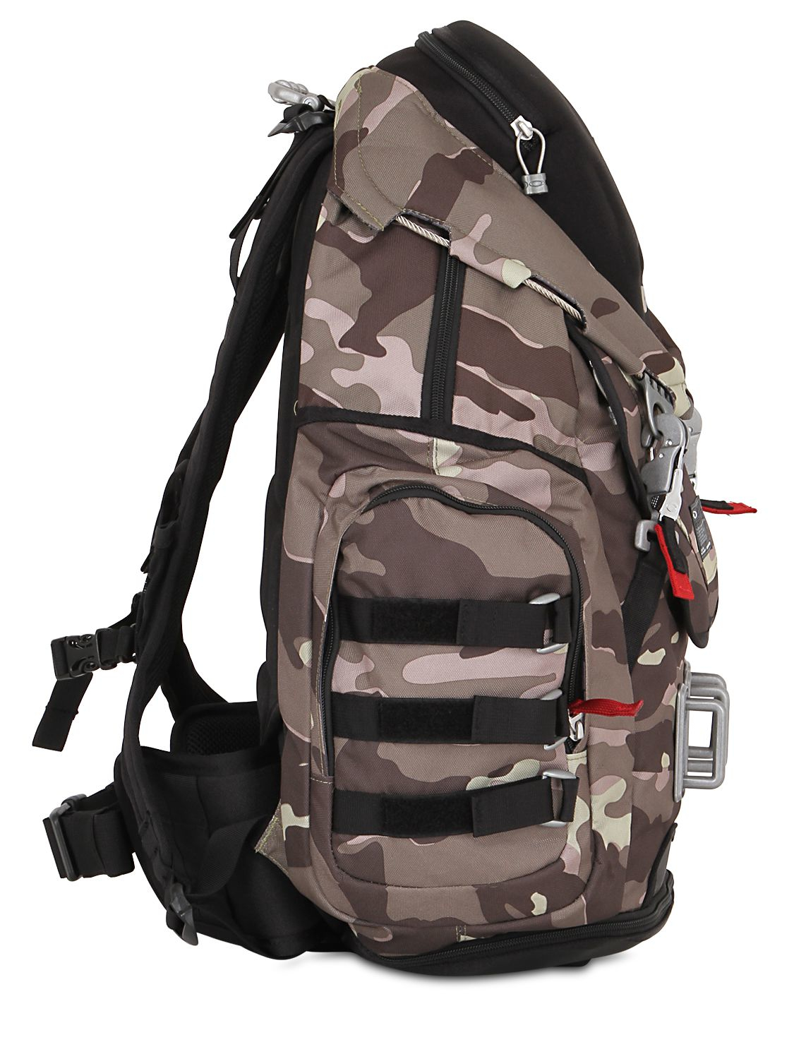 sc 1 st  Lyst & Lyst - Oakley 34l Kitchen Sink Camo Backpack in Gray for Men