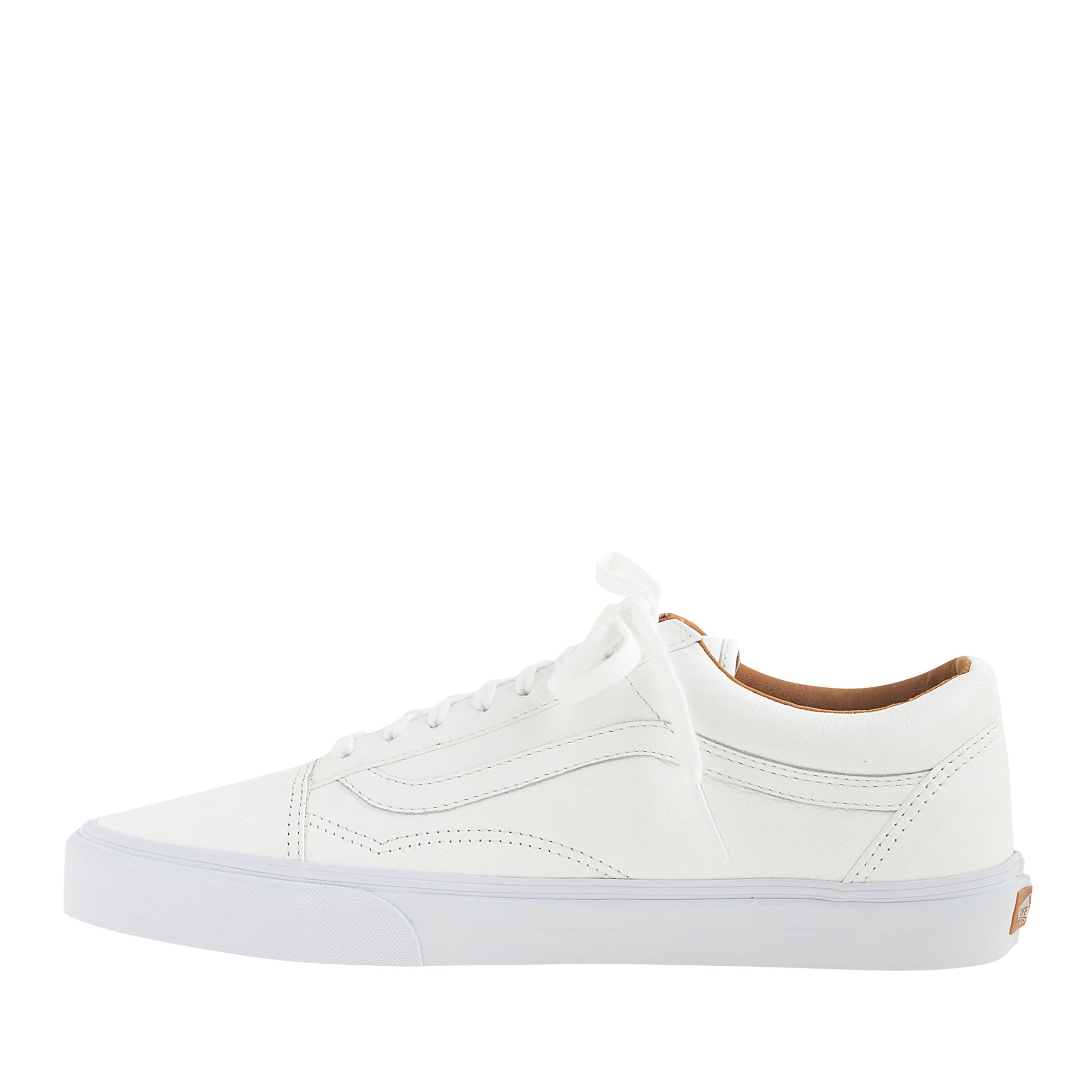 Unisex In White Sneakers Men Lyst crew Leather Skool Old For J Vans® p7ZwRZEq