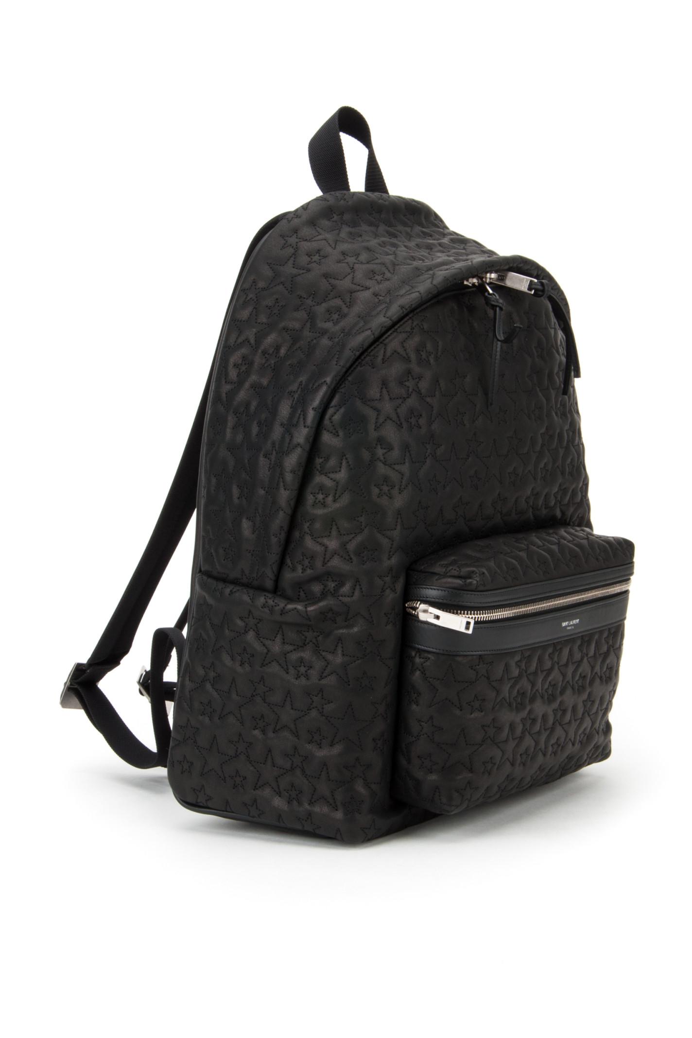 Ysl Mens Backpack Roady Bag Ysl