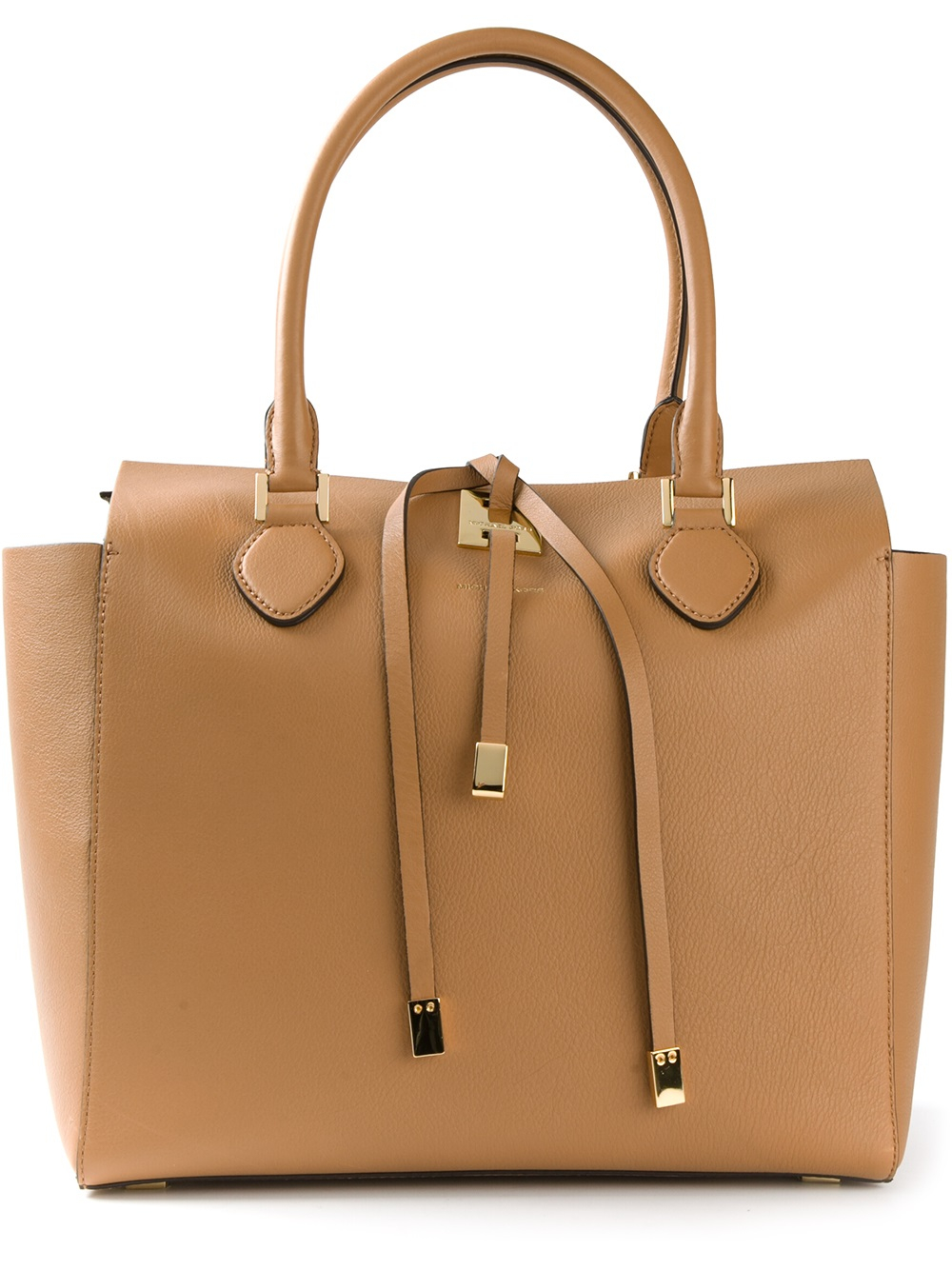 80e9dc050398 Gallery. Previously sold at: Farfetch · Women's Trapeze Bags Women's Michael  By Michael Kors Miranda ...