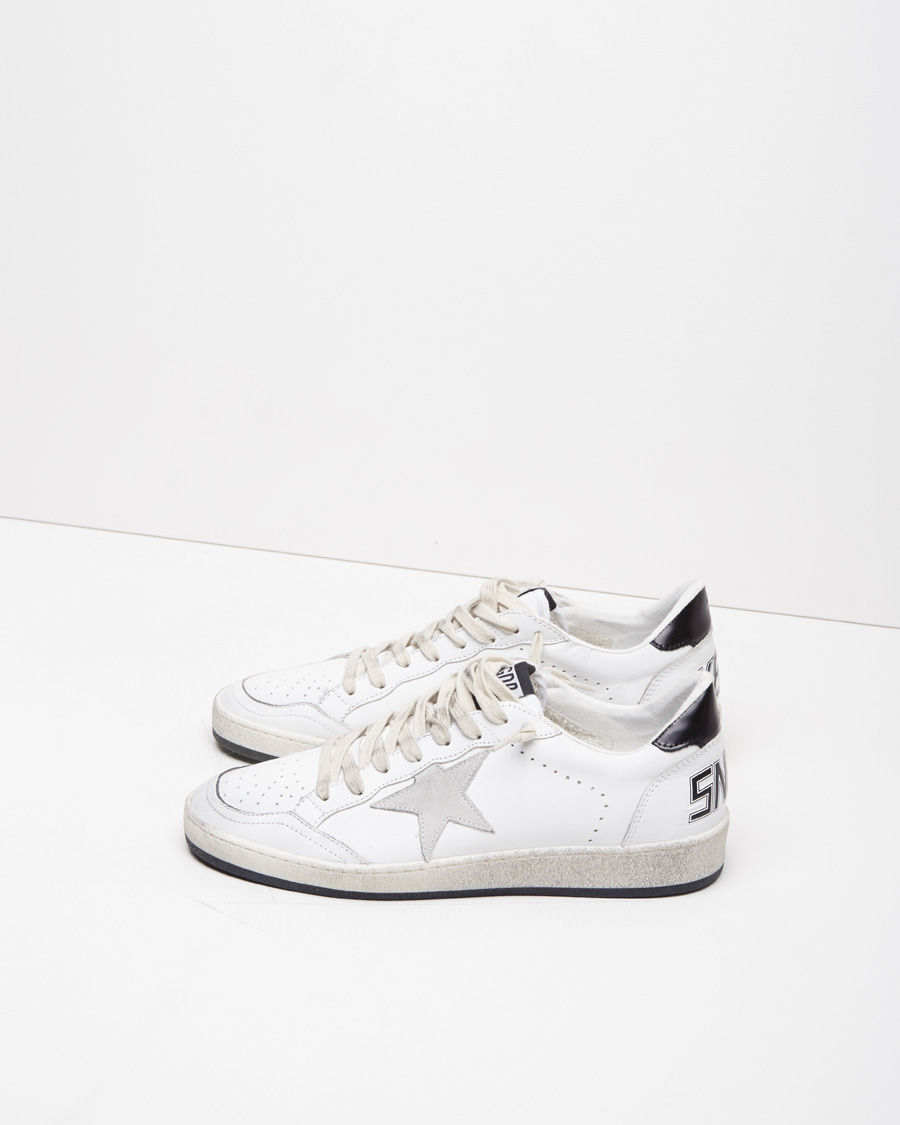 Venta Barata Amplia Gama De Golden Goose Ball Star Sneaker Mejor Lugar De Venta En Línea Comprar El Sitio Oficial Barato 9P8tWA