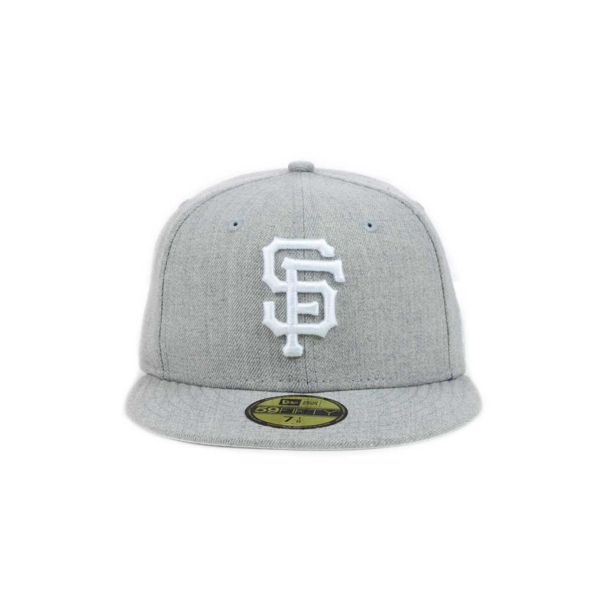 buy online 5beb3 7fa6d ... release date lyst ktz san francisco giants mlb heather basic 59fifty cap  in 3b131 2e8db hot colorado rockies mlb heather gray purple new era ...