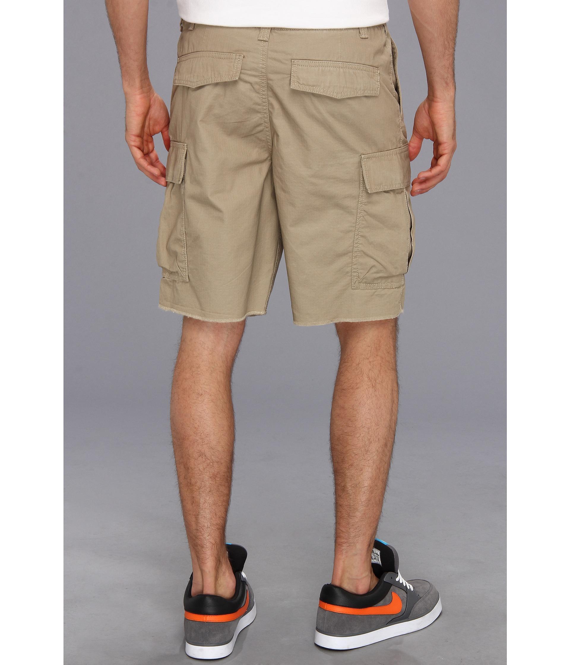 nike 6.0 mens cargo shorts