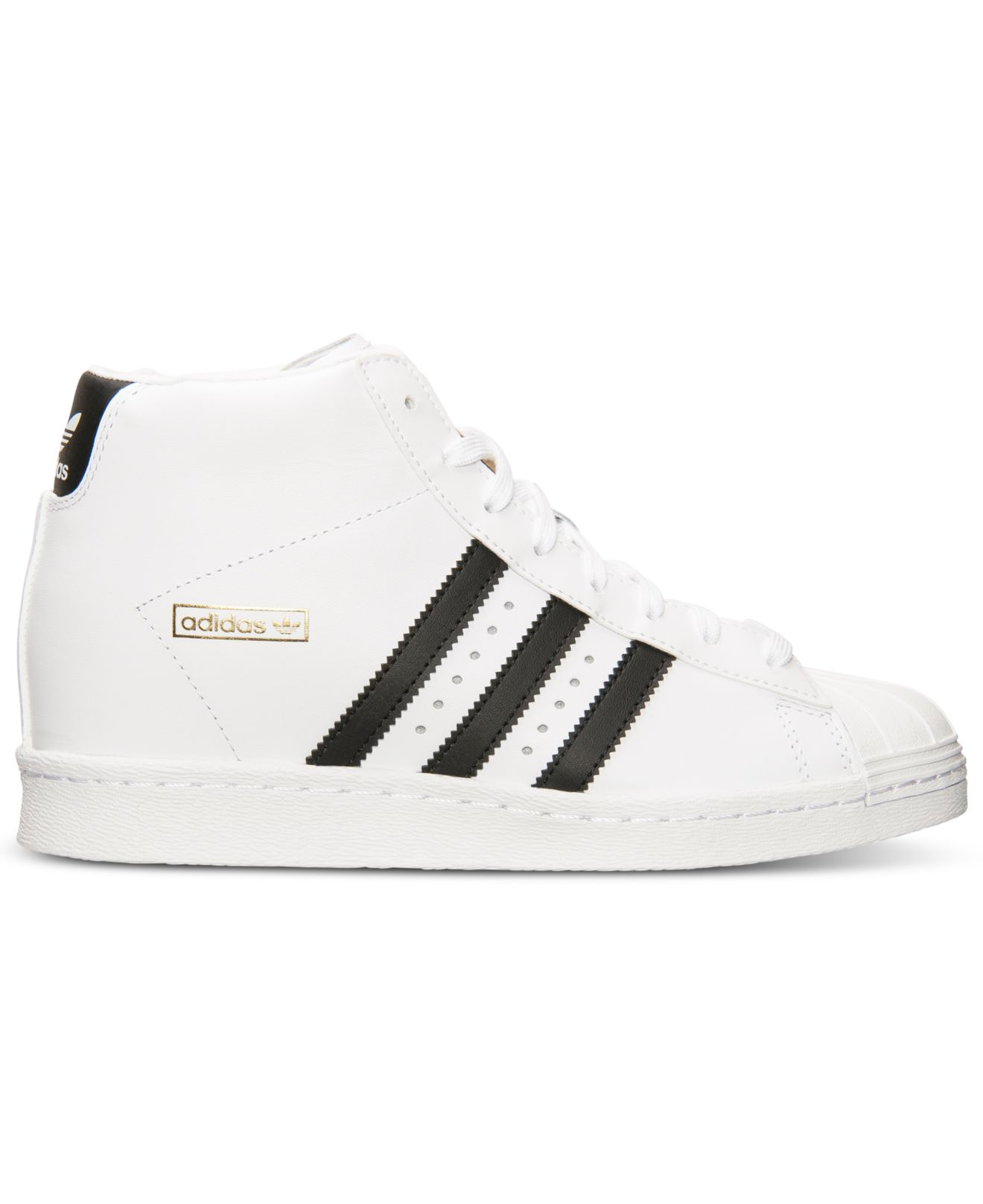 513fd5503b Lyst - adidas Women S Superstar Up Casual Sneakers From Finish Line ...