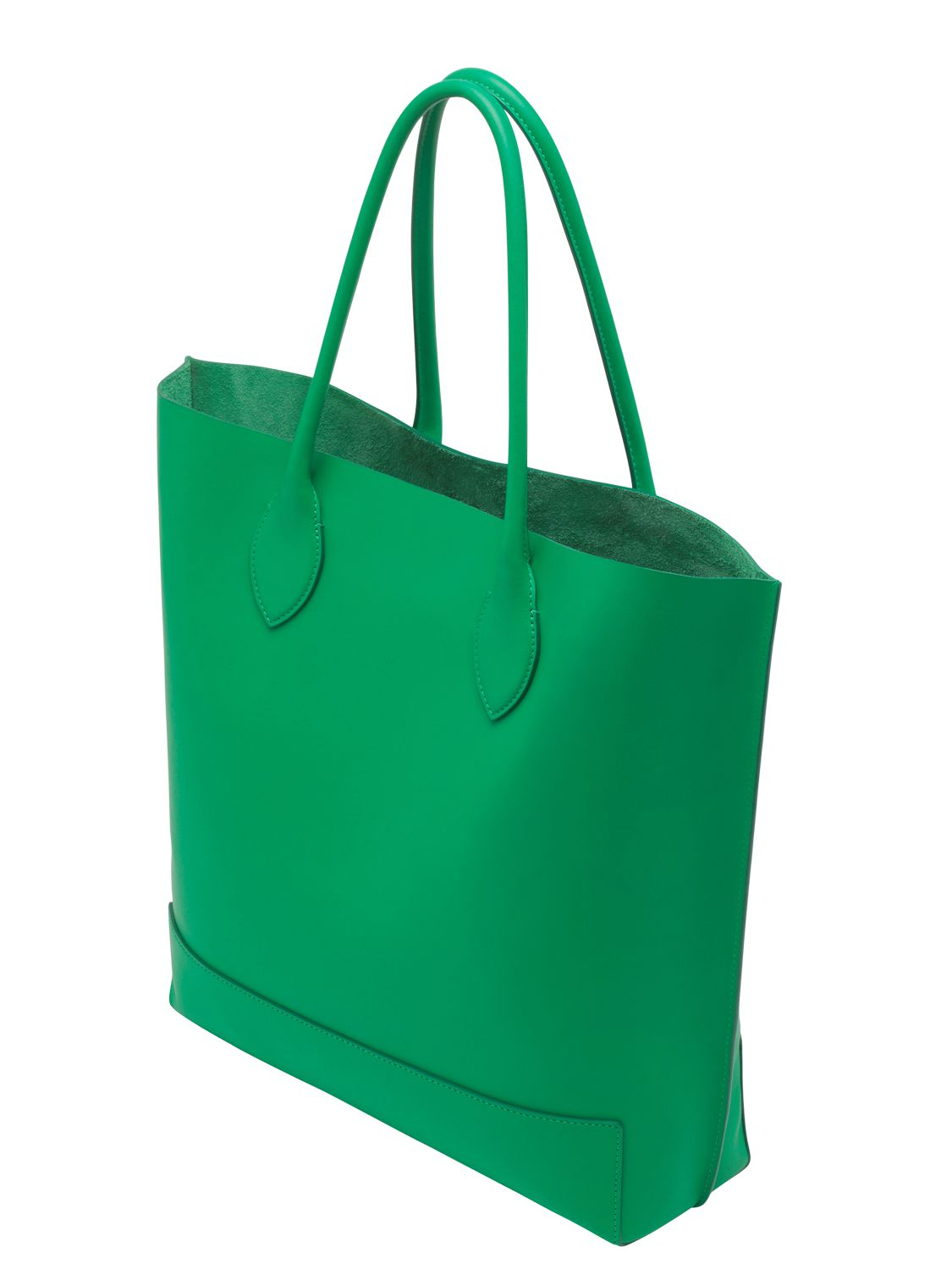 880ddc6db5 Mulberry Blossom Nappa Leather Tote Bag in Green - Lyst
