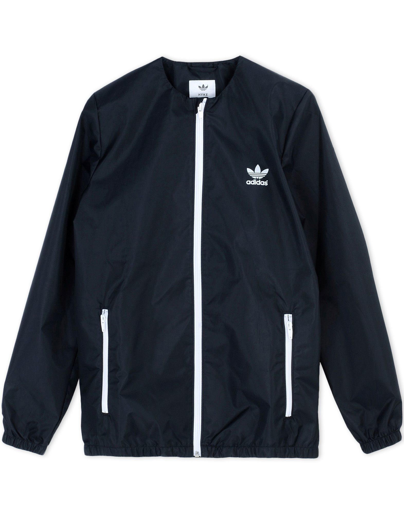 Adidas Originals Jacket in Black - Lyst