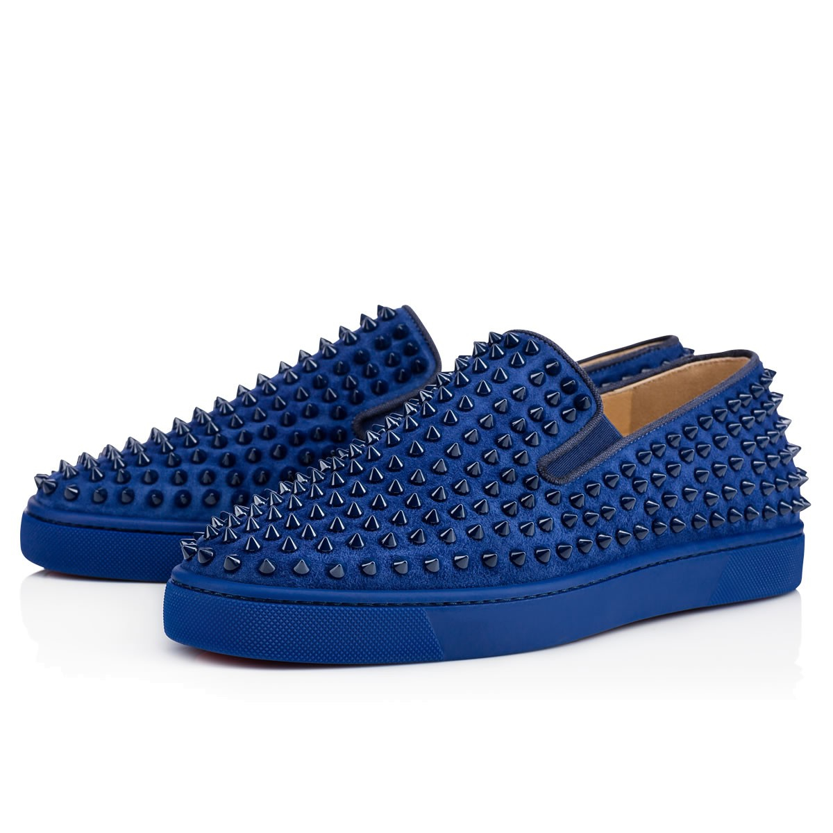 dae6a1e9870c Artesur » christian louboutin pik boat men s flat Multi Leather