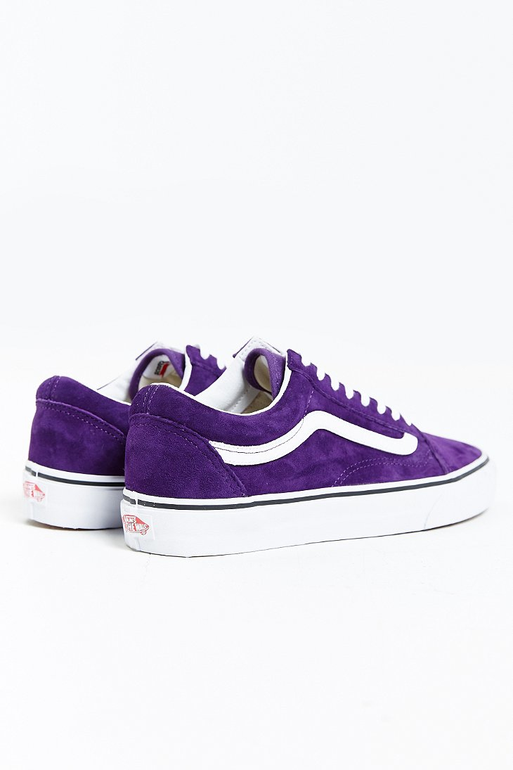 Lyst - Vans Old Skool Color Pop Sneaker in Purple for Men 41c06c13080b