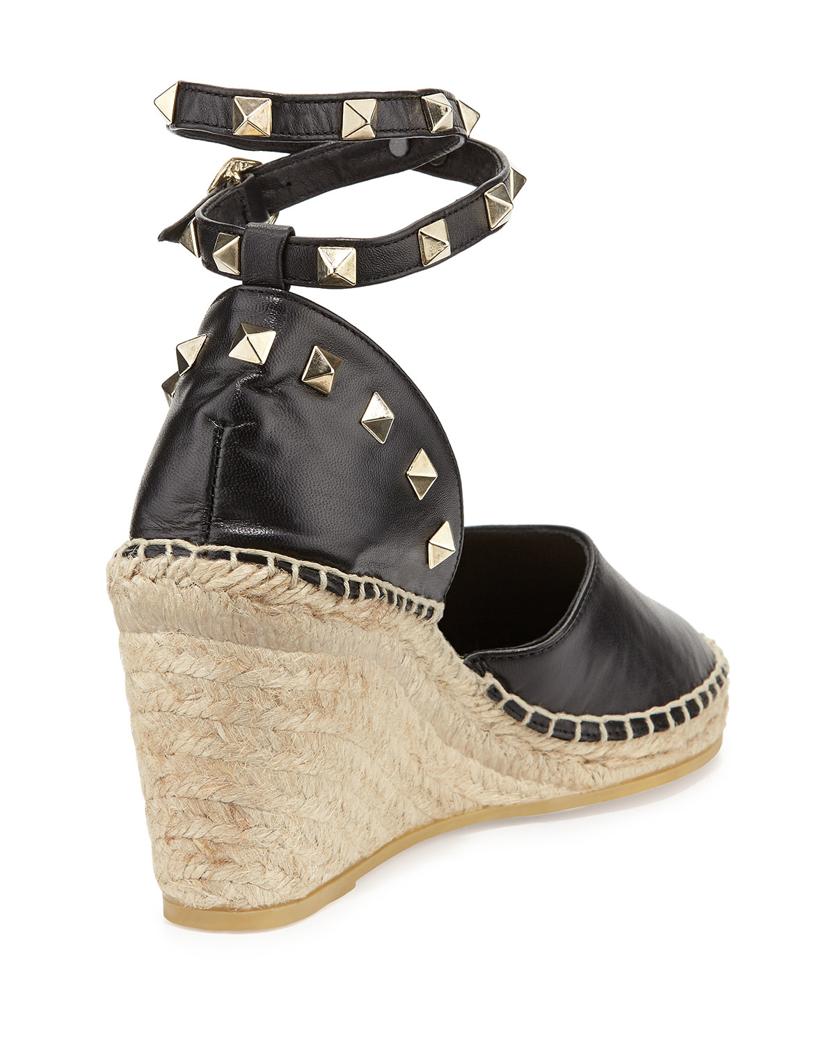 Winnie Suede Espadrille Wedge Sandals b5JaRE